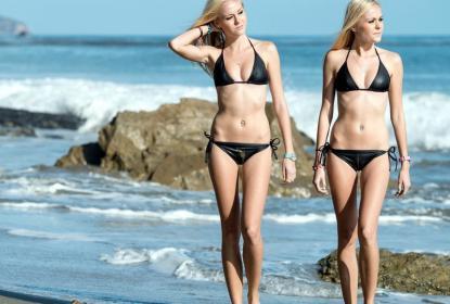 Пляжи и солнечные морские ванны