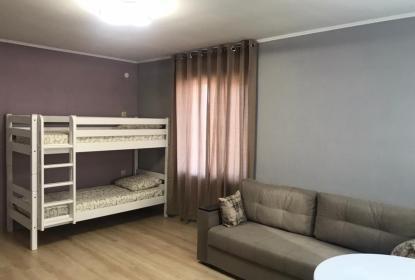 Апартаменты Люкс двухкомнатный с детской кроваткой