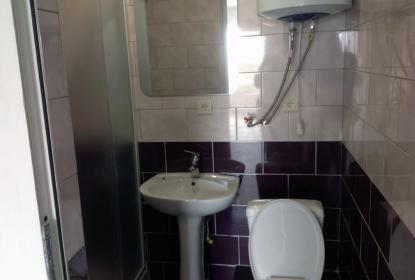 Туалетные комнаты полностью оборудованы всем необходимым